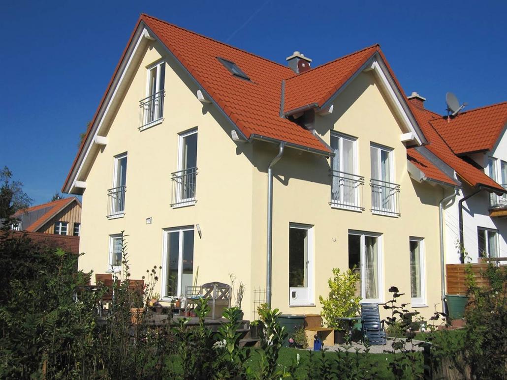 Doppelhaus Zankenhausen