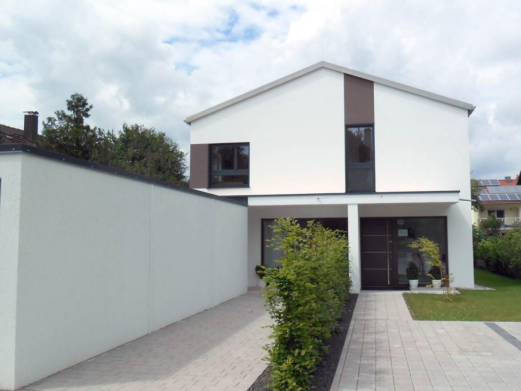 Einfamilienhaus Fürstenfeldbruck