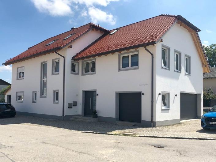 Wohn- und Geschäftshaus Türkenfeld